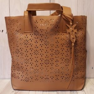 *NWT* FRYE Carson Floral Perf Tote